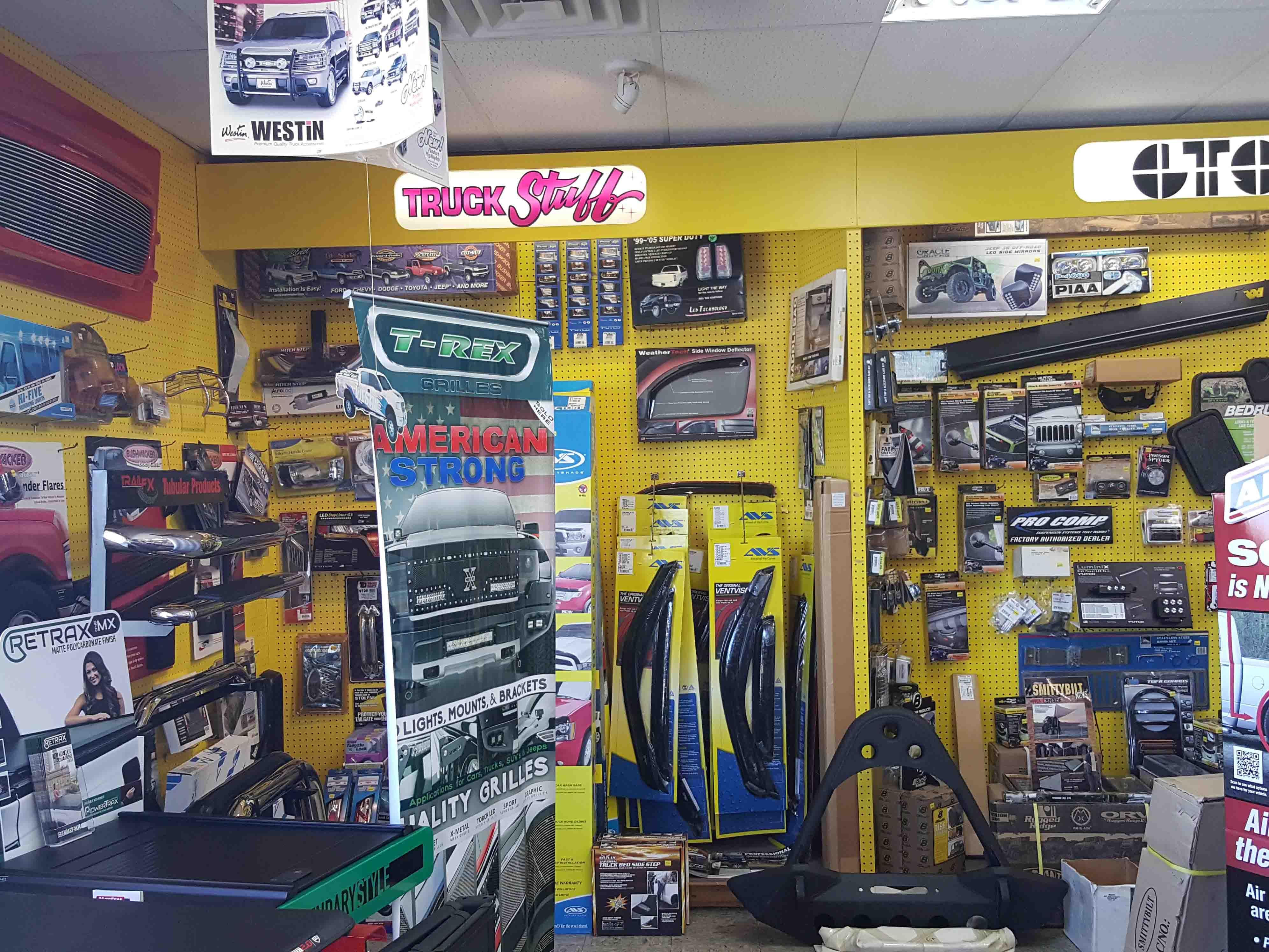 High Performance Parts in Grand Rapids MI
